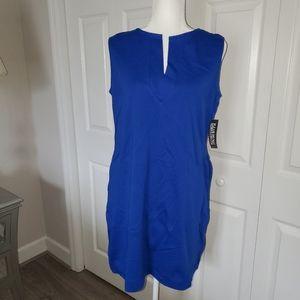 Knee length summer dress